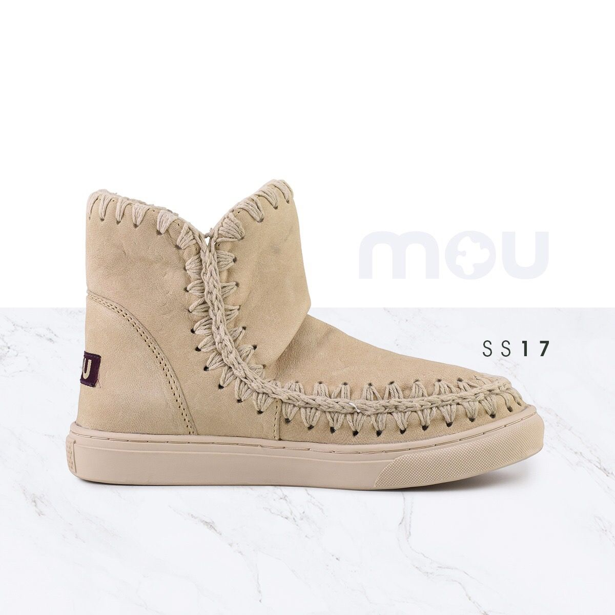 Mou Eskimo In Vintage Leather. Quality Original Recommend Cheap Price Pay With Visa Cheap Price Deals Online Sale Popular E4oWSA