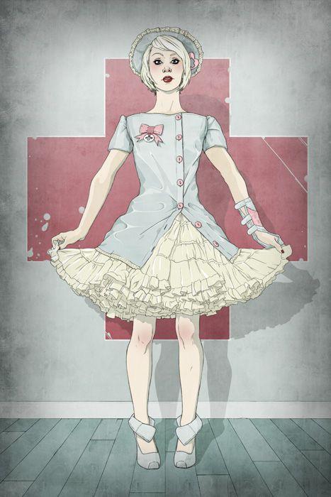 ' Freyagushi Nurse '