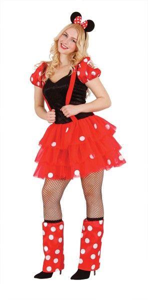 Diy sexy Minnie Maus Kostüm