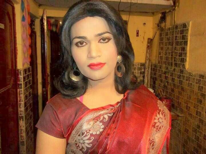 India transvestite blouse