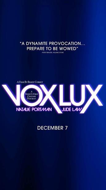 Watch Vox Lux 2018 Movie