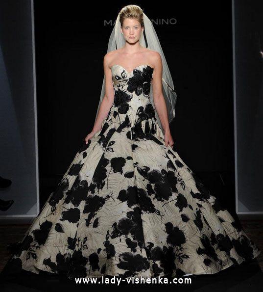 Brautkleid duchesse Fotos Mark Zunino  Alle Brautkleid http://de.lady-vishenka.com/puffy-wedding-dress-2016/