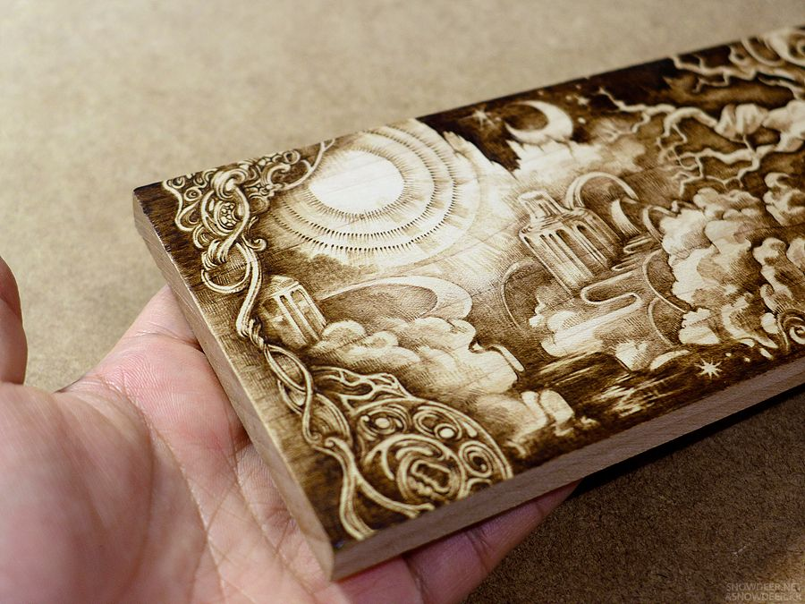 Pyrography Wood Burning On Hard Maple Wood Burning Patterns Wood Burning Art Pyrography