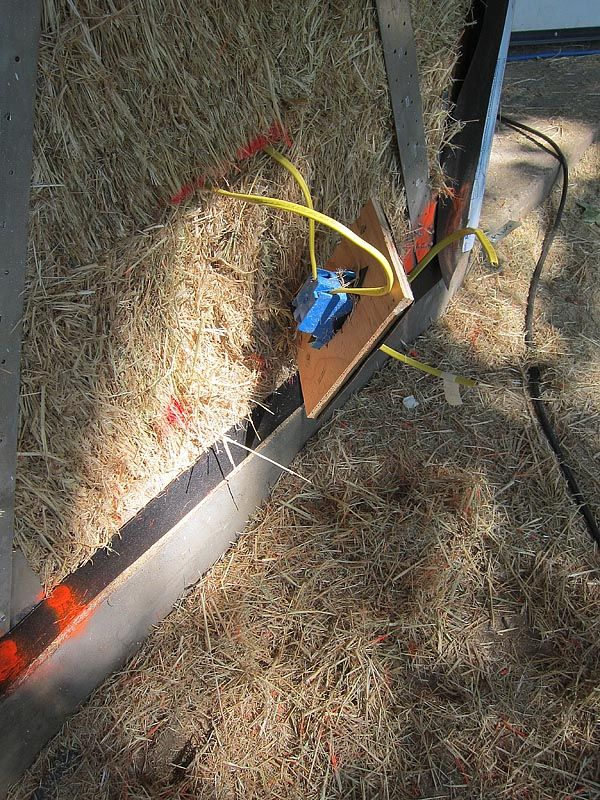 Phenomenal Straw Bale Workshop Day 6 Straw Building Pinterest Straw Wiring Database Mangnorabwedabyuccorg