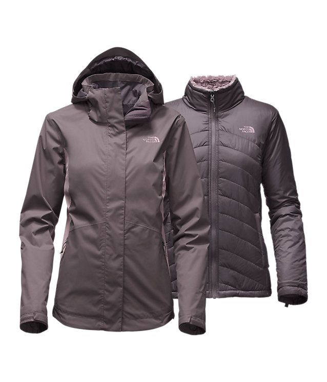 north face woman