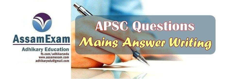 Pin On Apsc Exams