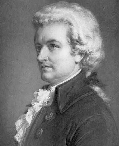 W A Mozart 1756 1791 Prolific Austrian Composer Of The Classical Era Klassik Musik Klassische Musik Musik