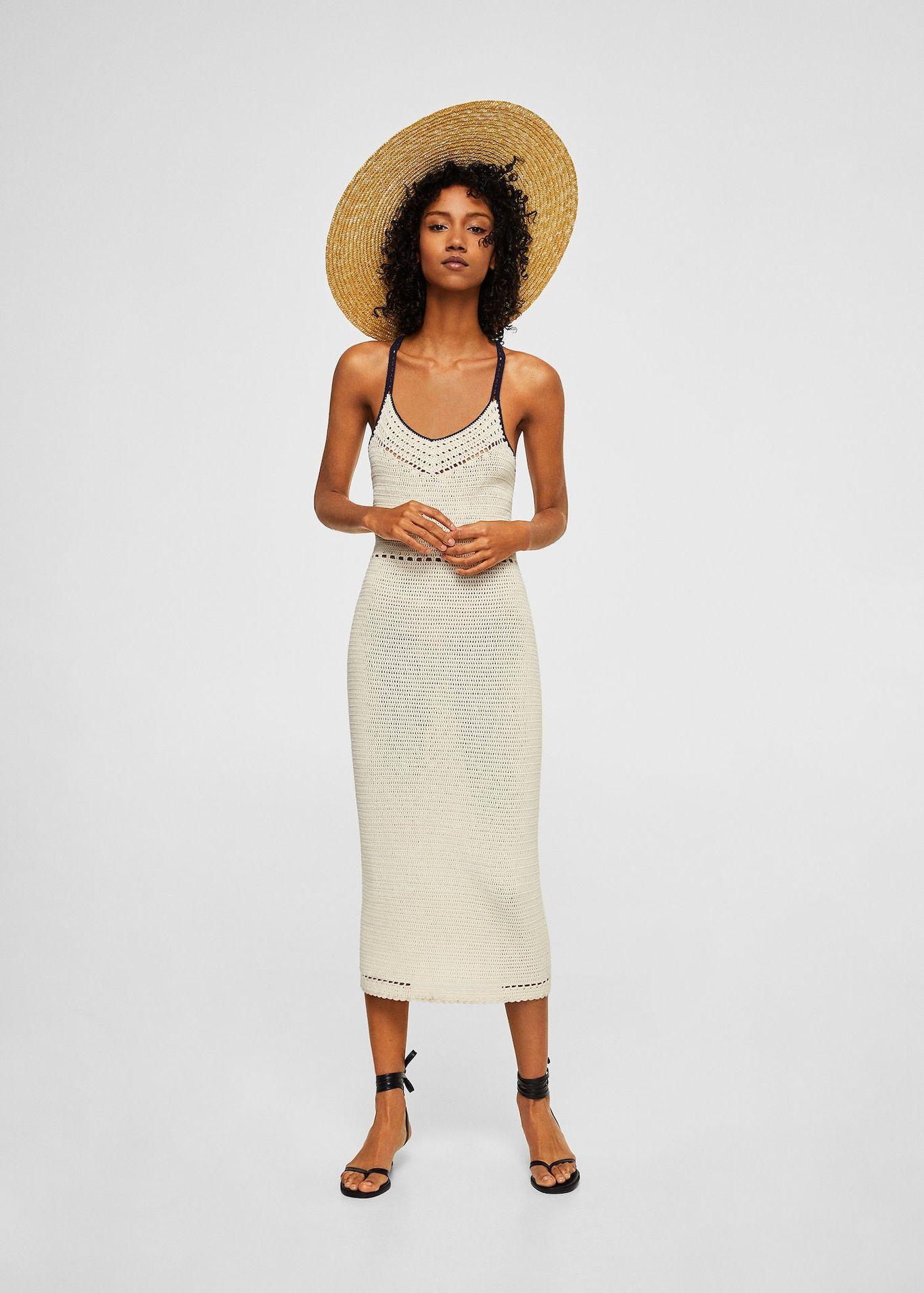 Crochet dress – Woman