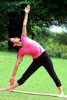 trikonasana  triangle pose  poses yoga poses yoga