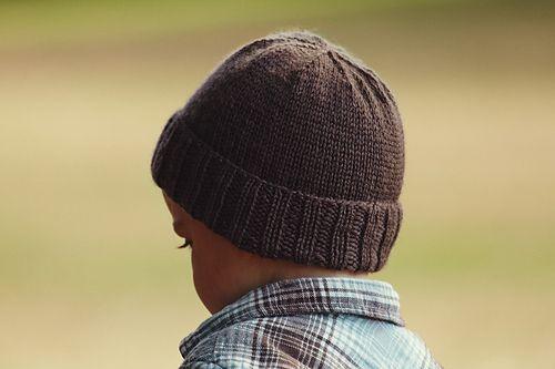 Ravelry: Tot Lot #9: Watch Cap pattern by Renee Lorion   Knitting ...