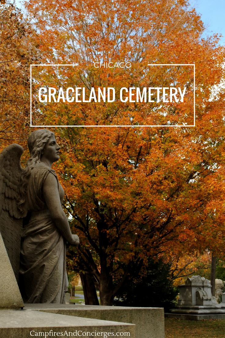 Graceland Cemetery Chicago Graceland cemetery, Travel