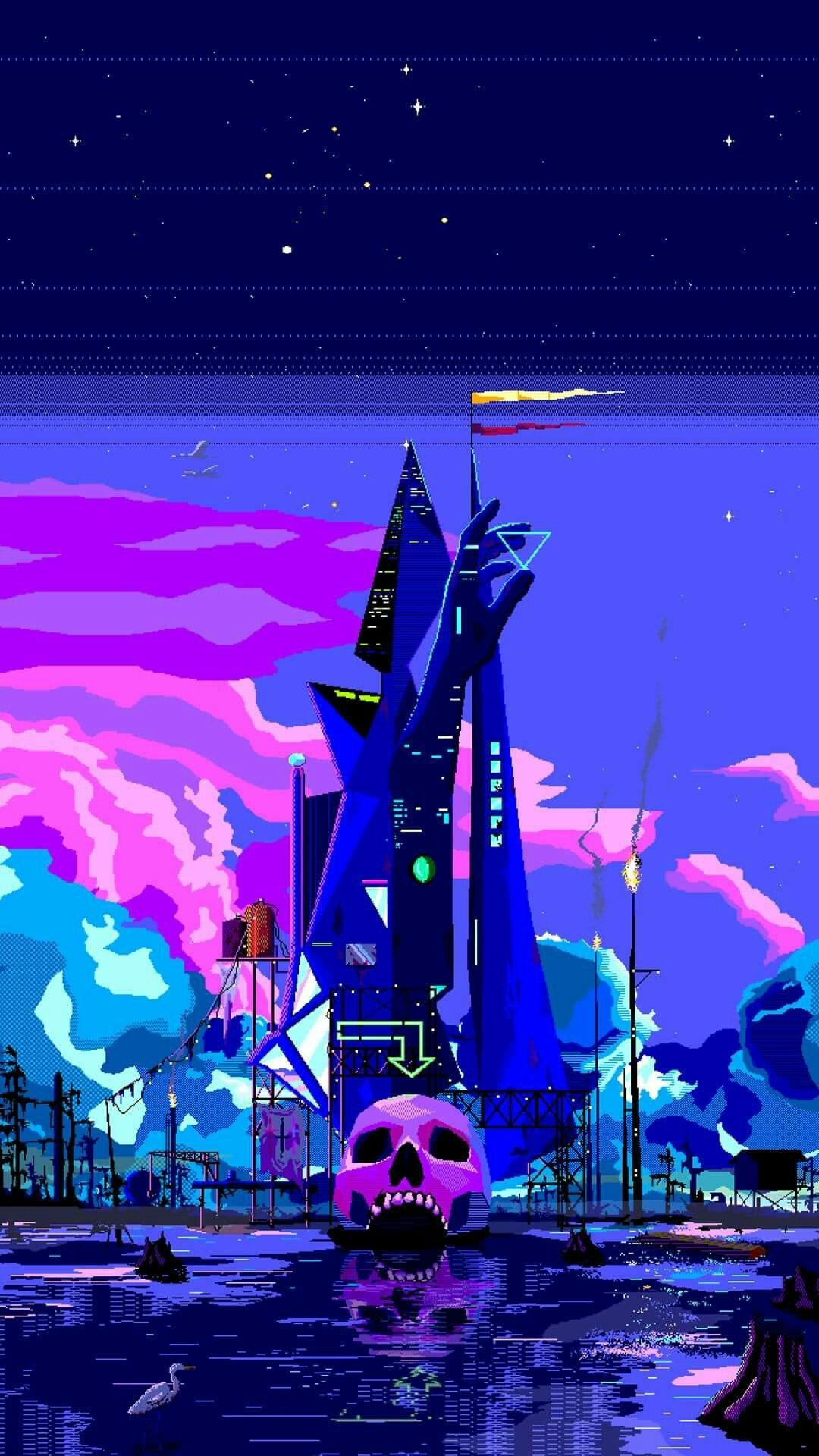 Art Juice Wrld Wallpaper In 2020 Vaporwave Wallpaper Aesthetic Wallpapers Anime Wallpaper