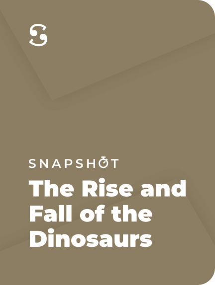 A New History of a Lost World The Rise and Fall of the Dinosaurs