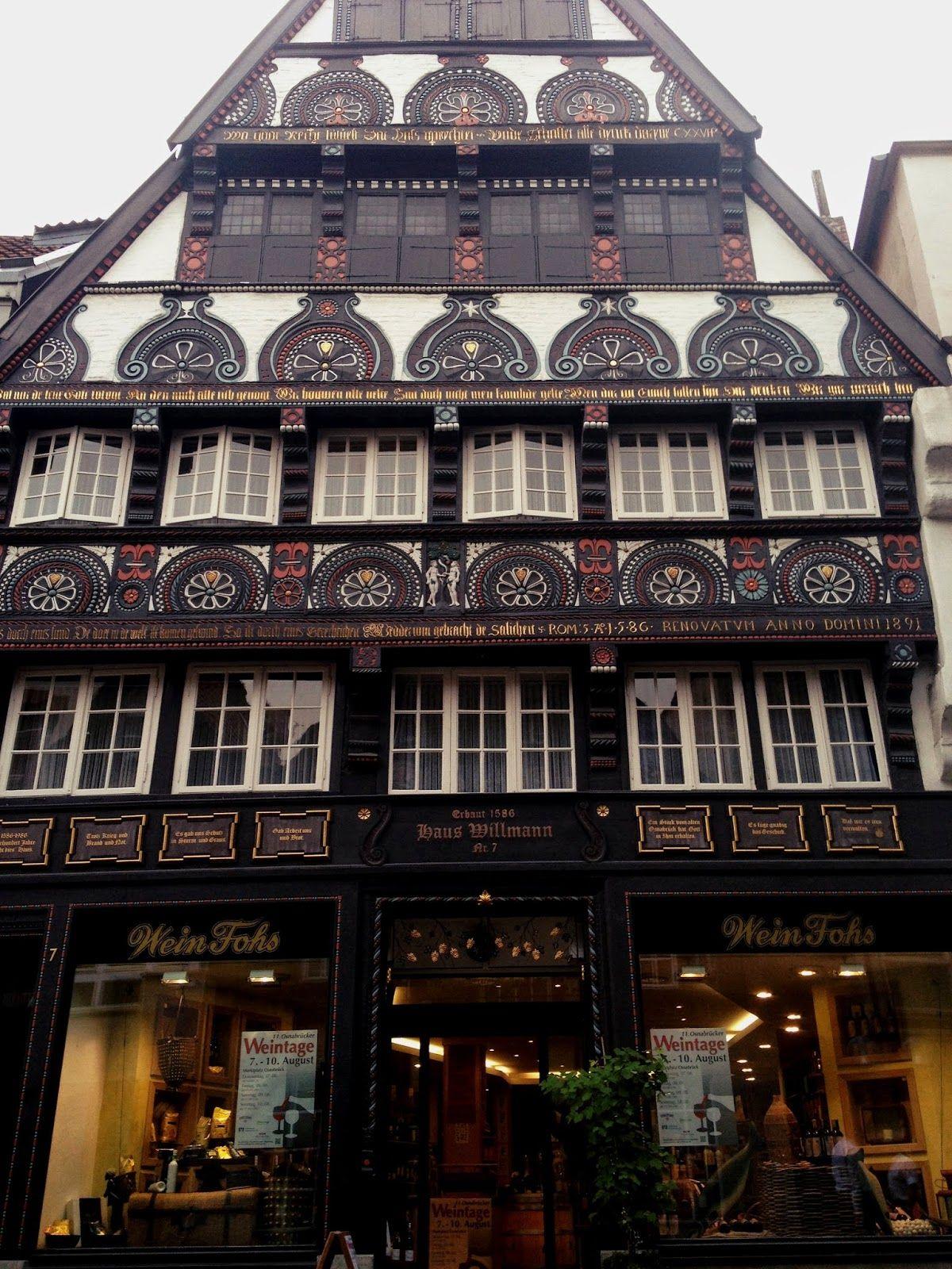 Deluxe Fachwerkhaus In Osnabruck Germany Fachwerkhauser Osnabruck Haus