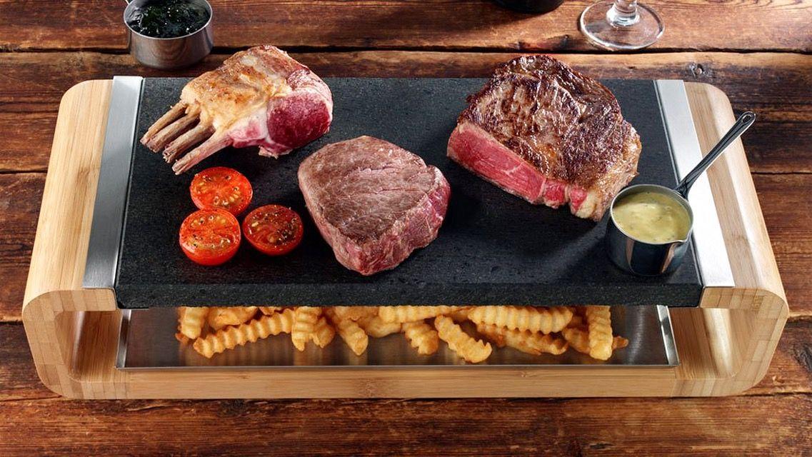 STEAKSTONES - el gadget de #cocina para sorprender en las cenas de ...
