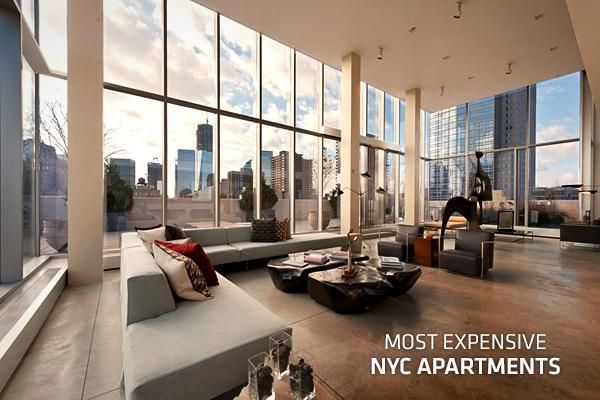 Most Expensive Apartments In New York City Pure Luxury