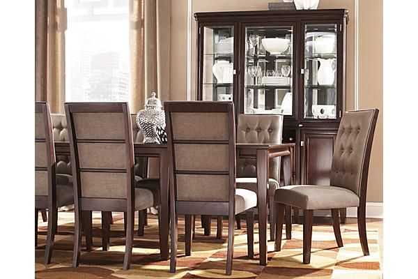 The Larimer Dining Room Extension Table From Ashley Furniture HomeStore AFHS