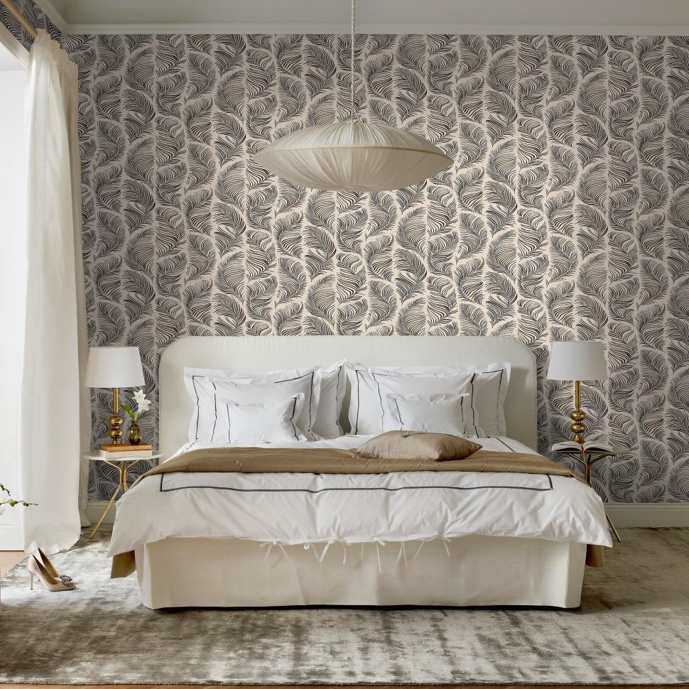 Grace wallpaperbeige Home, Wallpaper, Home decor