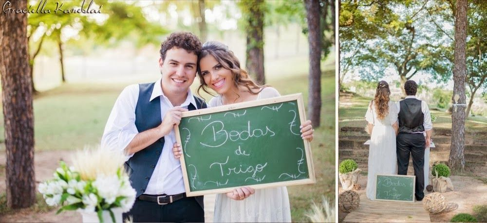 Bodas De Trigo Casamento De Trigo Aniversario De Casamento Bodas