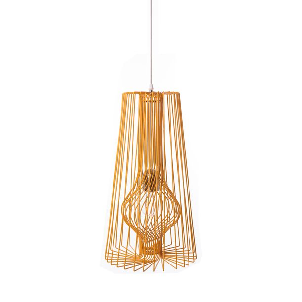 Wire Light Yellow | Lights and Light fittings