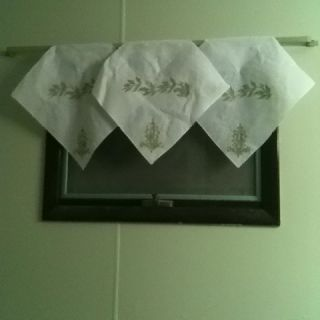 Comfort Bay Anna Lace Panel With Attached Valance 58 Quot X