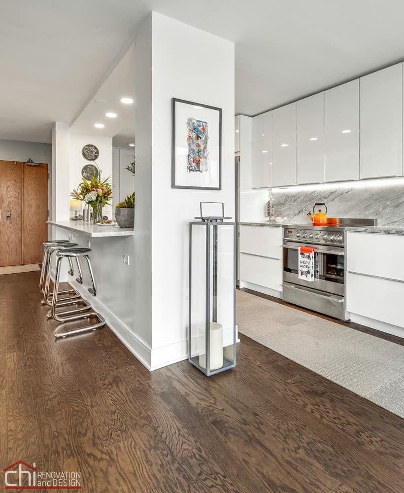 Chicago Kitchen Bath And Basement Remodeling Portfolio Condo