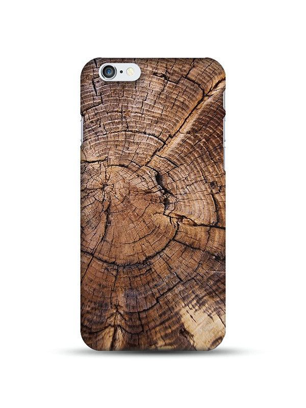 Realistic wood look print iPhone case made from soft-silicone. Compatible iPhone models: 5 / 5s / SE, 6 / 6s, 6 / 6s Plus, 7, 7 Plus Case protects your iPhone while the silky, soft-touch silicone feel