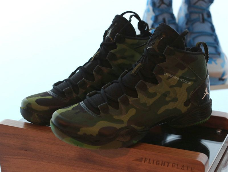 info for 6e8e0 99bf7 Green Camo Youth Air Jordan XX8 Boys Shoe SE