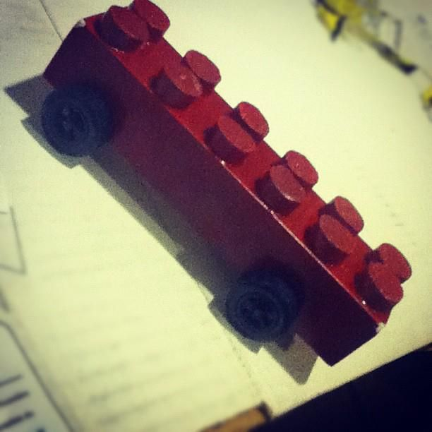 Pinewood Derby Car Made By Gail Hoobler Pinterest Pinewood