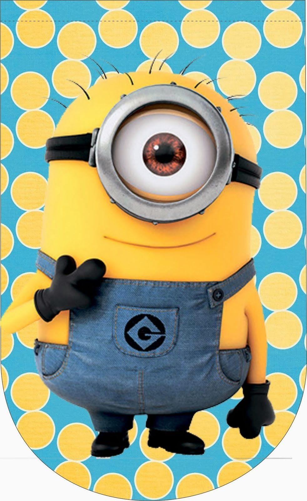 Despicable me 2 free party printables and images minions despicable me 2 free party printables and images stopboris Images