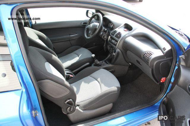 Peugeot 206 1 4 Grand Filou 75 Peugeot Car Seats Car Model