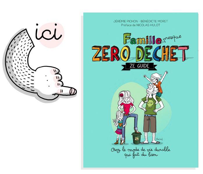 Livre Zero Dechets Green Conscious Living Zero Dechet