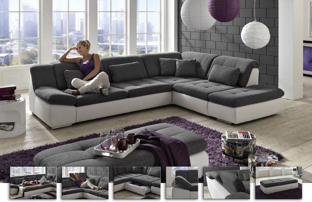 Modernes ecksofa  modernes Ecksofa Dreamer | Du brauchst viel Platz zum Entspannen ...