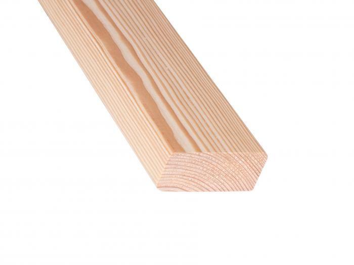 Rhombus Rahmen 27x68mm Aus Sibirischer Larche Holz Mesem De Holz Rahmen Rahmenholz