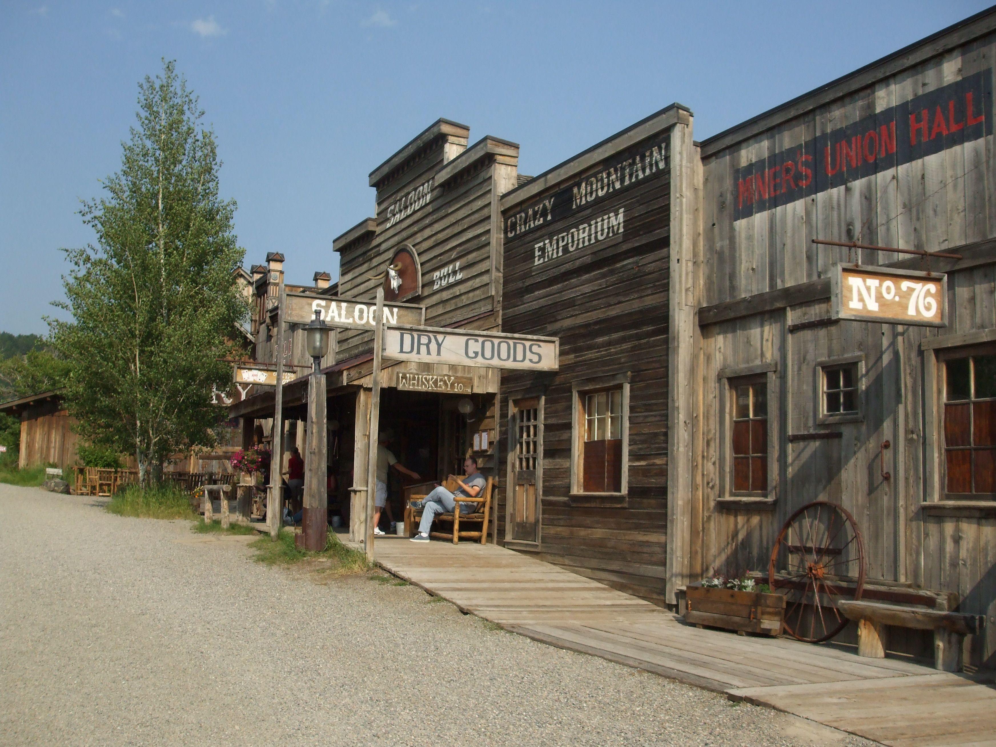 The marlboro ranch