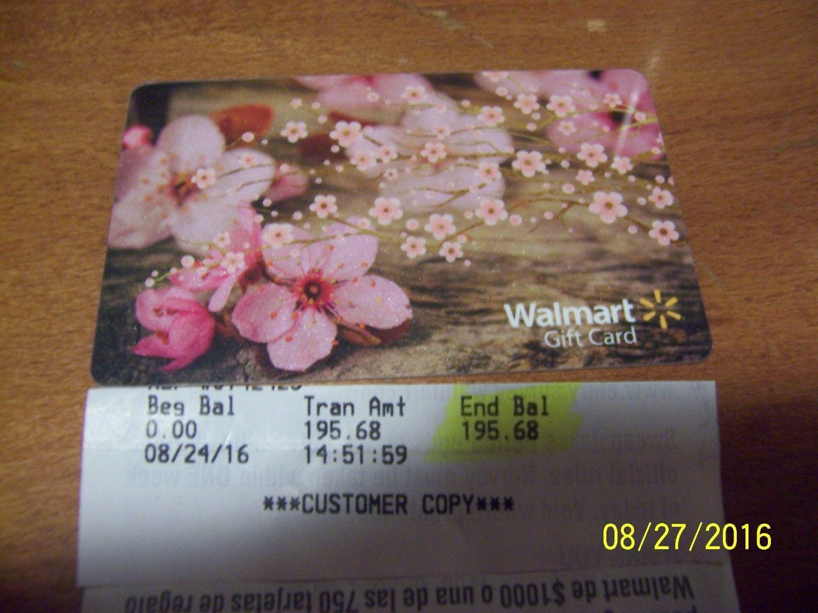 $195.68 WALMART GIFT CARD  https://t.co/N6cPmuXizr https://t.co/gtl1BaoUfx