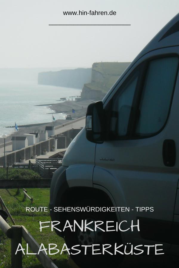 Wohnmobiltour In Der Normandie Reisetipps Alabasterkuste Im Fruhling Normandie Camping Frankreich Und Frankreich