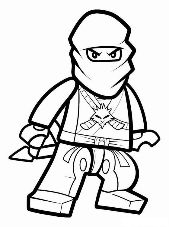 Kids Page: Lego Ninjago Coloring Pages | coloring_pages | Pinterest ...