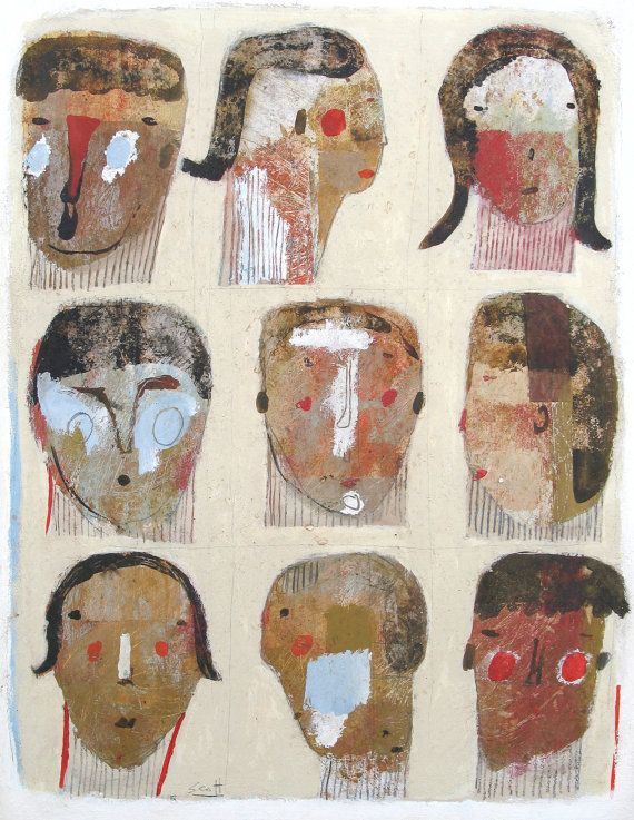 Let's Get A Hold On It by ScottBergey on Etsy #art #etsy