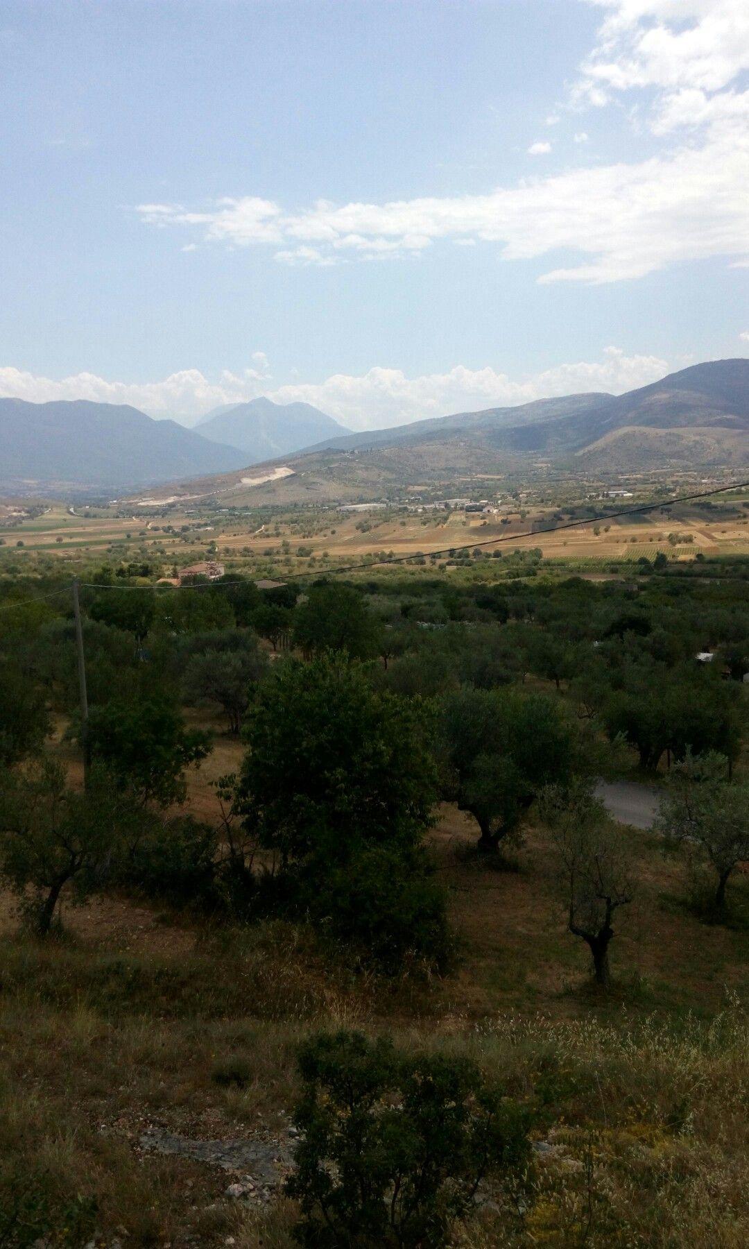 L'Abruzzo.