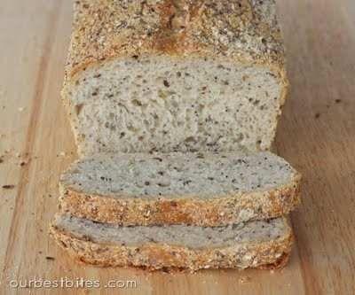 BREAD IN A JAR | Recipes, Multi grain bread, Multigrain ...