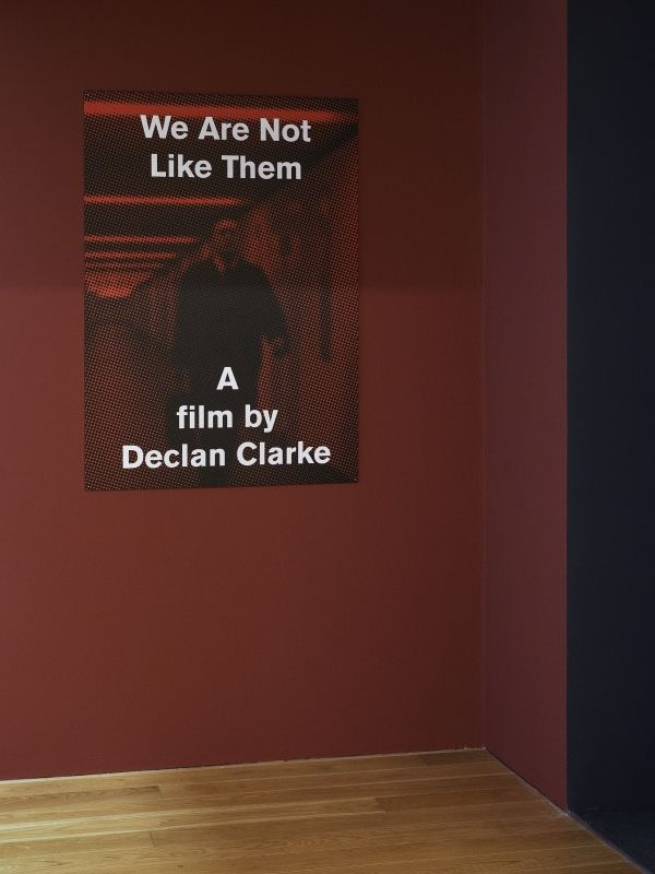 In the exhibition Wreckage in May Declan Clarke presents his most ambitious production to date: a trilogy of films produced between 2013 and 2015 that reflect upon the impact of industrialisation and modernism in Europe. 30 April to 4 October 2015