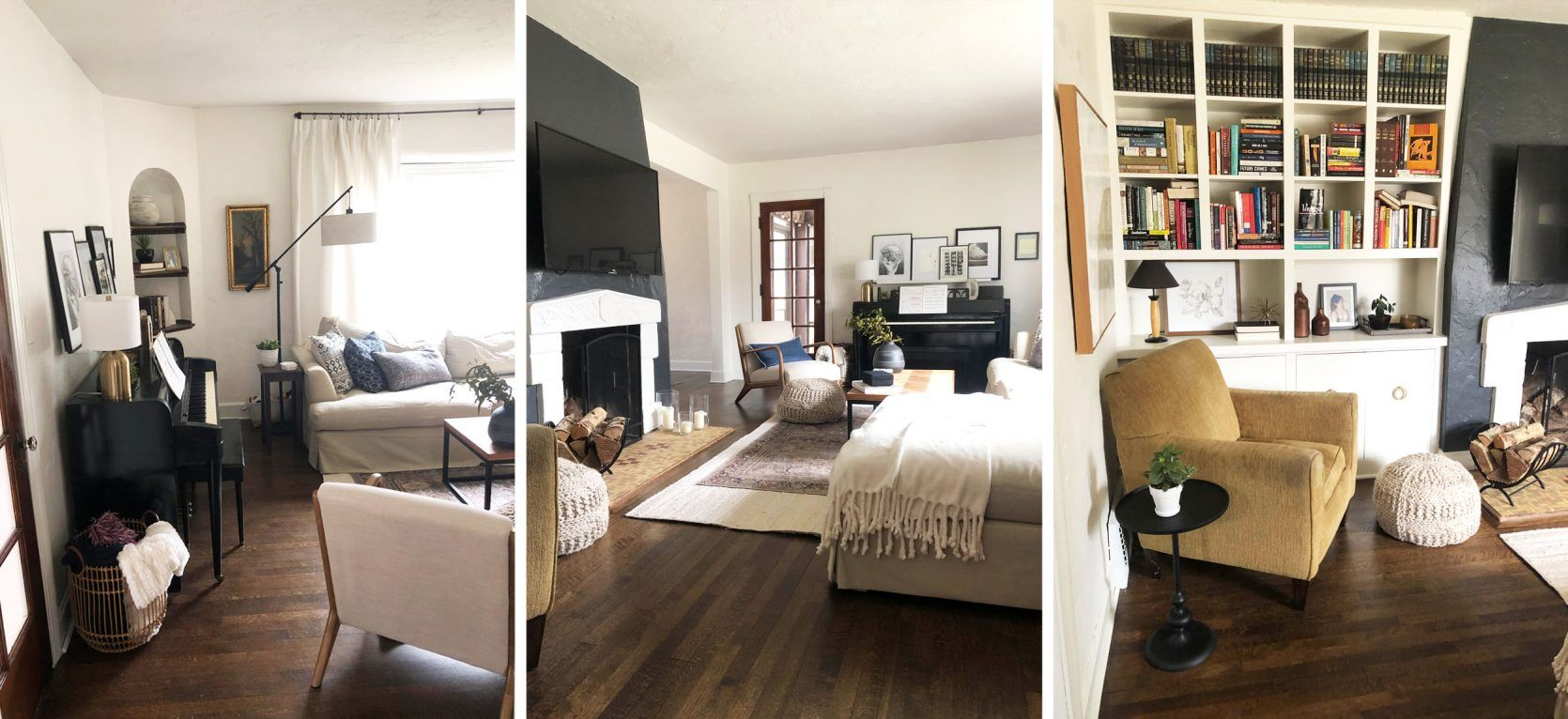 DESIGN MISTAKE: Too Much Furniture In One Room (With Real ...