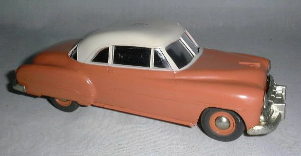 1952 Chevy Bel Air 2 Door Ht promo model Chevy and GMC - promotional model resume