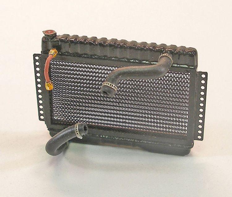 How To Detail Radiators