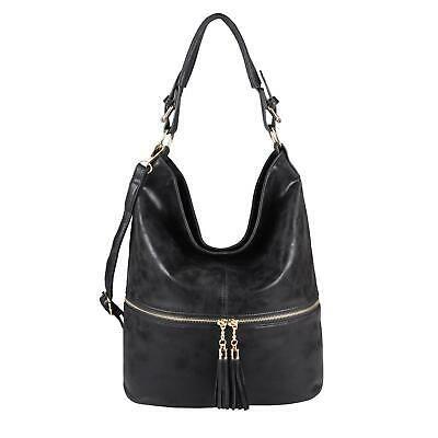 Photo of Détails sur Donna Bag Shopper Hobo Bag Shoulder Bag Synthetic leather