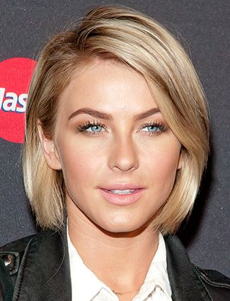 15 Gorgeous Straight Hairstyles Julianne Hough Short Hair Office Hairstyles Hair Styles