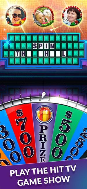 ‎Wheel of Fortune Show Puzzles on the App Store