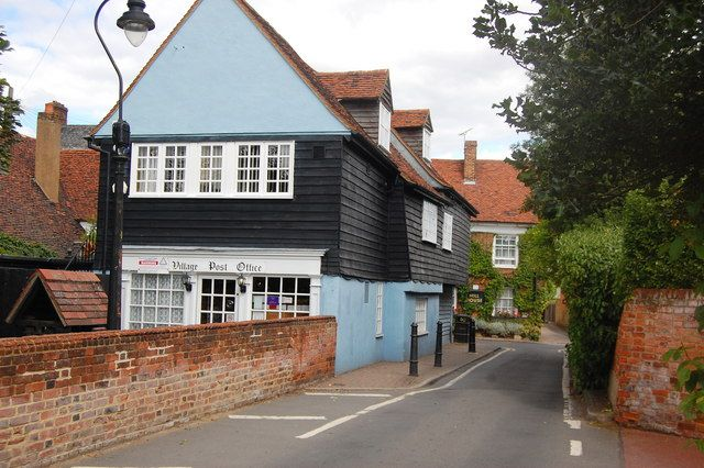 history of horndon on the hill essex