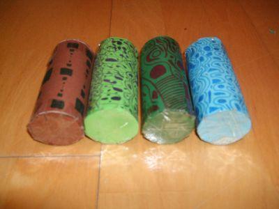 Gut bekannt Rassel Klorolle   Instrumente für Kinder selber basteln PX25